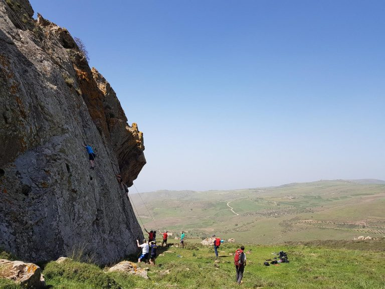 Droushia/Ineia crag